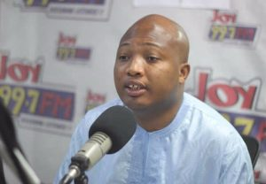 Samuel Okudzeto Ablakwa filed the petition on behalf of the Minority