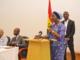 Mrs Owusu-Ekufu addressing the participants
